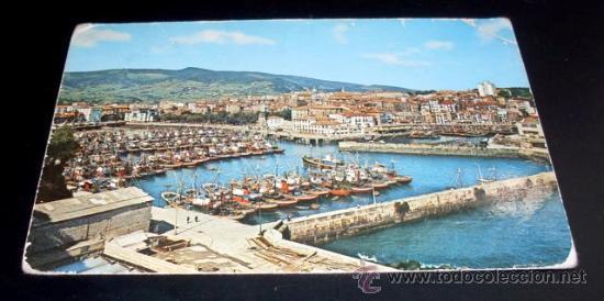 POSTAL DE BERMEO - VIZCAYA (Postales - España - País Vasco Moderna (desde 1940))