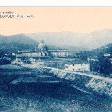 Postales: TARJETA POSTAL DE LOYOLA, GUIPUZCOA. VISTA PARCIAL. Nº 6 PROP. VICENTE GUIBERT.. Lote 270877818