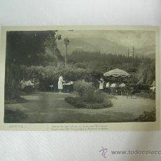 Postales: POSTAL DEL HOTEL IZARRA DE AZPEITEA,. Lote 25121889