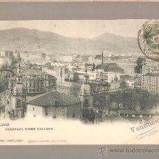 Postkarten - Bilbao, Panorama desde Mallona. 1902 - 22076498