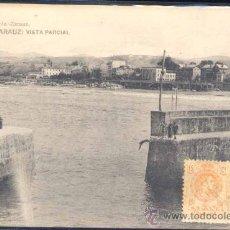 Postales: ZARAUZ (GUIPUZCOA).- VISTA PARCIAL. Lote 22134164
