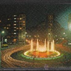 Postales: 184 - BILBAO. PLAZA ZABALBURU - FUENTE MONUMENTAL. Lote 22237770