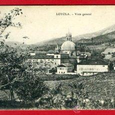 Postales: LOYOLA, GUIPUZCOA, VISTA GENERAL, P43658. Lote 22643673