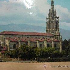 Postales: BILBAO 1965 BEGOÑA. Lote 22780552