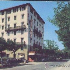 Postales: ZARAUZ (GUIPUZCOA).- HOTEL ZARAUZ. Lote 23101872