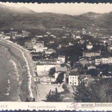 Postales: ZARAUZ (GUIPUZCOA).- VISTA PANORÁMICA. Lote 23101964