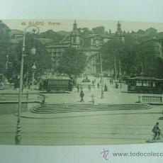 Postales: BILBAO - EL ARENAL - TRANVIA. Lote 23142209