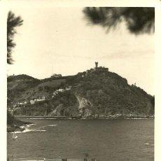 Postales: SAN SEBASTIAN - PASEO DE JOSÉ ANTONIO - AÑOS 50. Lote 23458516