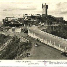 Postales: SAN SEBASTIAN - PARQUE DE IGUELDO - AÑOS 50 - MANIPEL RTO. Nº 142205. Lote 23458640
