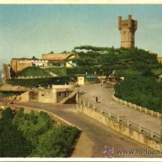 Postales: SAN SEBASTIAN - PARQUE IGUELDO - AÑOS 50 - P. ESPERON. Lote 23510858