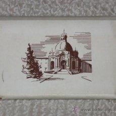 Postales: SANTUARIO DE LOYOLA, AZPEITIA GUIPÚZCOA. SAN IGNACIO, JESUITAS. 18 FOTOS COLOR DE 1959, DE 10 X 7 CM. Lote 24202285