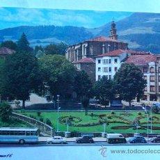 Postales: GUERNICA, VIZCAYA, VISTA PARCIAL. N° 7 GARRABELLA 1977. Lote 25726495