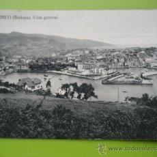 Postales: BERMEO . VIZCAYA. Nº 1 VISTA GENERAL. ED. ARTE. POSTAL SIN CIRCULAR.. Lote 24462396