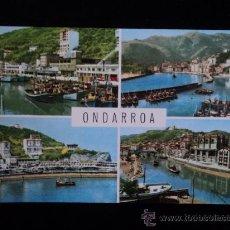 Postales: ONDARRA. VIZCAYA. CIRCULADA.. Lote 24586484