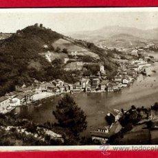 Postales: SAN SEBASTIAN, GUIPUZCOA, PUERTO DE PASAJES SAN JUAN, P49782. Lote 24758638