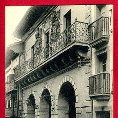 Postales: FUENTERRABIA, GUIPUZCOA, ARCOS DE LA CASA CONSISTORIAL, P49805. Lote 24778682