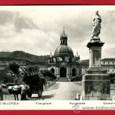 Postales: LOYOLA, GUIPUZCOA, SANTUARIO, VISTA GENERAL, P49823. Lote 24778852