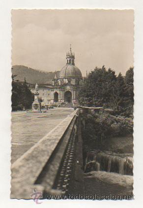 SANTUARIO DE LOYOLA. VISTA PARCIAL. (Postales - España - Pais Vasco Antigua (hasta 1939))