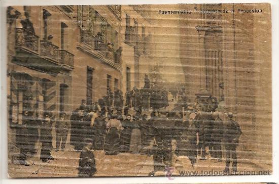 FUENTERRABÍA (Postales - España - Pais Vasco Antigua (hasta 1939))
