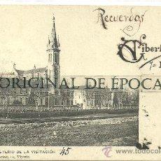 Postales: (PS-21685)POSTAL DE VITORIA-MONASTERIO DE LA VISITACION. Lote 25359481