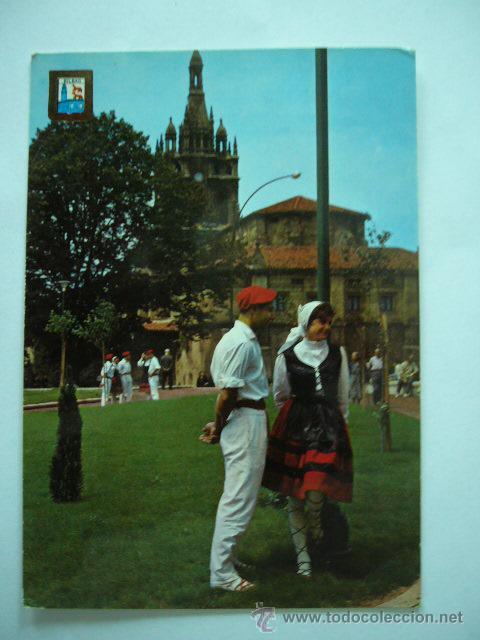 BILBAO. Nº 29. ESCRITA Y CIRCULADA (Postales - España - País Vasco Moderna (desde 1940))