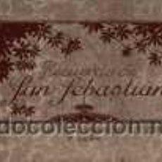 Postales: RECUERDO DE SAN SEBASTIAN.. Lote 26193407