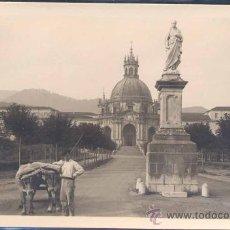 Postales: SANTUARIO DE LOYOLA (GUIPUZCOA).- VISTA GENERAL. Lote 26579836