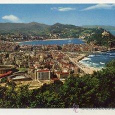 Postales: POSTAL AÑOS 60 / SAN SEBASTIAN - DONOSTI PLAZA DE TOROS . Lote 26703865