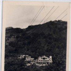 Postales: OLABERRIA-BEASAIN( GUIPUZCOA).- HOSTAL CASTILLO. Lote 27141493