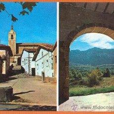 Postales: LAGRÁN - ARABA - MONTE PALOMARES (1.436 M.) DESDE LA ERMITA DE SAN BARTOLOMÉ - ED. KEPA DEUNA. Lote 27394246