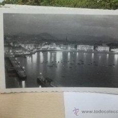 Postales: POSTAL SAN SEBASTIAN AÑO 1956. Lote 27677945