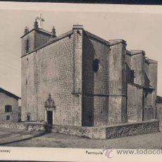 Postales: ICIAR (GUIPUZCOA).- PARROQUIA. Lote 27729932