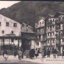 Postales: PASAGES (GUIPUZCOA).- BAILE EN LA PLAZA. Lote 28148536