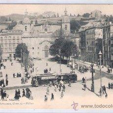 Postales: BILBAO - 27 - PASEO DEL ARENAL - LANDABURU HERMANOS - ( 7820). Lote 28351070