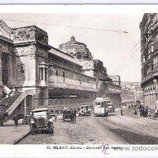 Postales: BILBAO - 85 - RIBERA Y MERCADO DE SAN ANTON - ROISIN - ( 7822). Lote 28351103