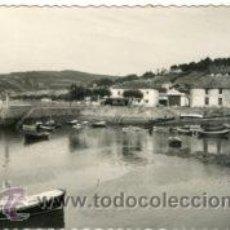 Postales: PLENCIA (VIZCAYA).- PUERTO, AL FONDO SANATORIO MARINO.- EDIC. MAITE.- FOTOGRÁFICA.. Lote 28653005