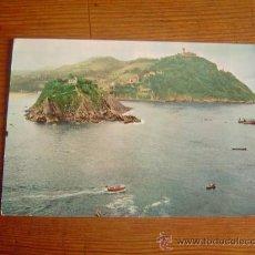 Postales: POSTAL SAN SEBASTIAN.. Lote 28734610