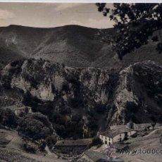 Postales: CASERÍO BARRIO DE ARÁNZAZU (GUIPUZCOA).- VISTA PARCIAL. Lote 28885555