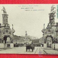 Postkarten - SAN SEBASTIAN - 1905 - 28965165