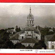 Postales: BILBAO - IGLESIA DE BEGOÑA - FOTO ROISIN - POSTAL. Lote 29382315