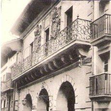 Postales - TARJETA POSTAL. GUIPUZCOA. Nº 153. FUENTERRABIA, ARCOS DE LA CASA CONSISTORIAL. FOT. MARCEL DELBOY. - 29517912