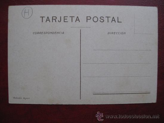 Postales: SAN SEBASTIAN - CALLE DE HERNANI - Foto 2 - 30064516