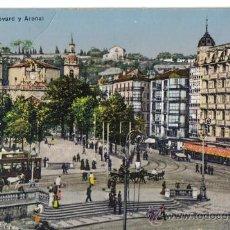 Postales: BILBAO, BOULEVARD Y ARENAL, EDICION LG BILBAO. Lote 30148081