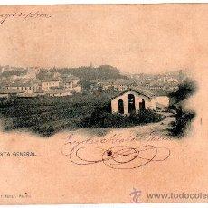 Postales: TARJETA POSTAL IRÚN, FIRMADA POR EMILIO ALCALÁ GALIANO, 366 HAUSER Y MENET. Lote 30172802