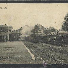 Postales: IRUN - LA ESTACION -H.M. - (8632). Lote 30217960