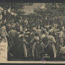 Postales: BILBAO - ROMERIA EN DEUSTO - LIB. ELCANO - (8639). Lote 30218183