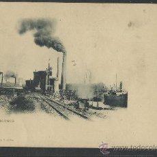 Postales: BILBAO - ALTOS HORNOS - 1028- LANDABURU - (8640). Lote 30218193