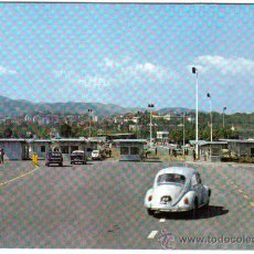 Postales: POSTAL DE IRÚN, FRONTERA IRÚN HENDAYA (NO CIRCULADA) . Lote 30574506