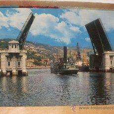 Postales: BILBAO ANTIGUA POSTAL AÑO 1960. Lote 30656901