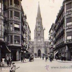 Postales: SAN SEBASTIÁN Nº 39 CALLE LOYOLA L. ROISÍN SIN CIRCULAR POSTAL FOTOGRÁFICA . Lote 30673955